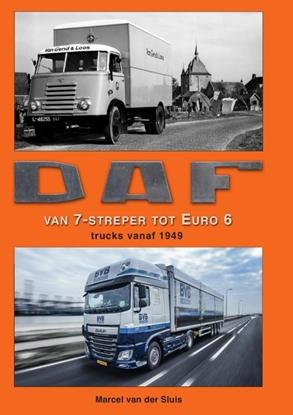 Afbeeldingen van DAF van 7-streper tot Euro 6