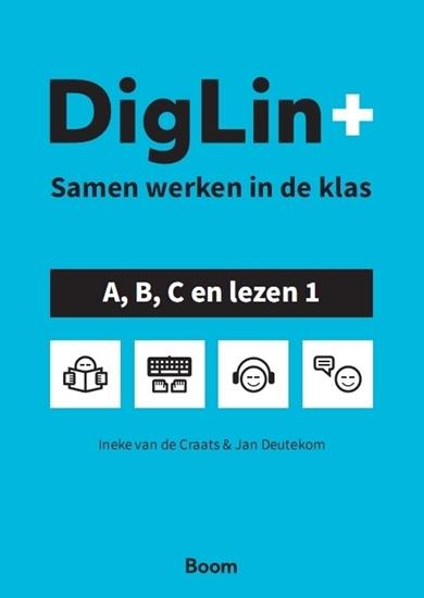 Afbeelding van DigLin+ A, B, C en lezen 1