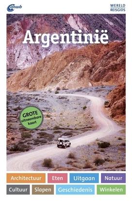 Afbeeldingen van ANWB wereldreisgids Argentinië