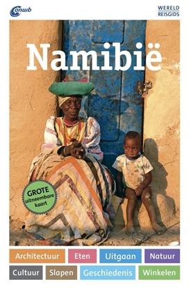 Afbeeldingen van ANWB wereldreisgids Namibië