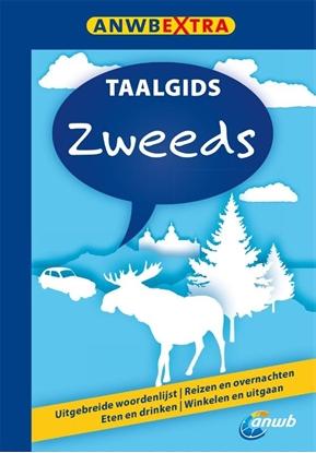 Afbeeldingen van ANWB toeristenkaart Zweeds