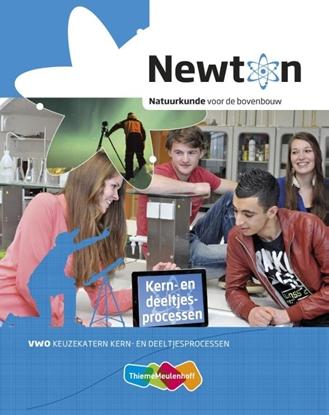 Afbeeldingen van Newton vwo keuzekatern Kern- en deeltjes
