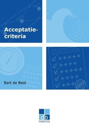 Afbeeldingen van Acceptatiecriteria