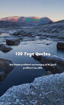 Afbeeldingen van 100 Yoga Quotes