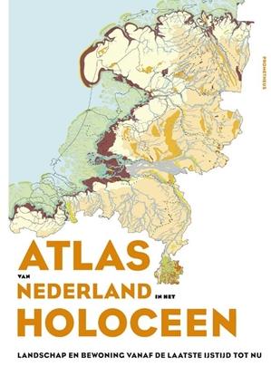 Afbeeldingen van Atlas van Nederland in het Holoceen