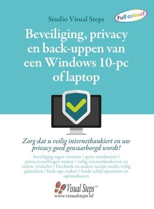 Afbeeldingen van Beveiliging, privacy en back-uppen van een Windows 10-pc of laptop