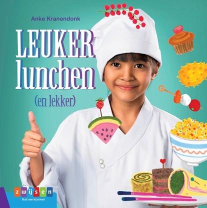 Afbeeldingen van Leesserie Estafette Leuker lunchen (en lekker)