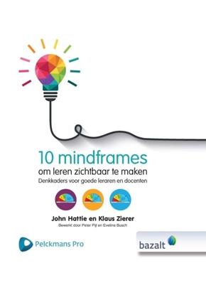 Afbeeldingen van 10 mindframes om leren zichtbaar te maken