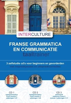 Afbeeldingen van Interculture Franse grammatica en communicatie Taaltrainer