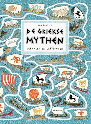 Afbeeldingen van De Griekse mythen