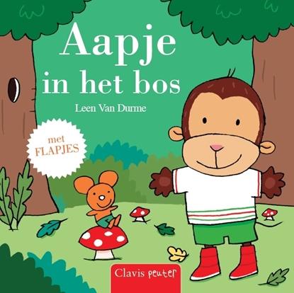 Afbeeldingen van Aapje in het bos