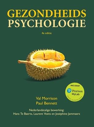 Afbeeldingen van Gezondheidspsychologie