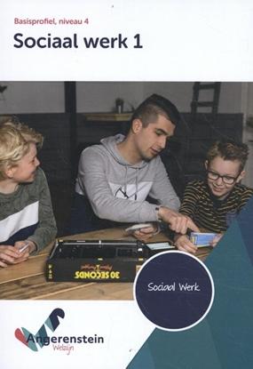 Afbeeldingen van Angerenstein Welzijn Sociaal werk 1 niveau 4 basisprofiel