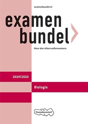 Afbeeldingen van Examenbundel vwo Biologie 2019/2020