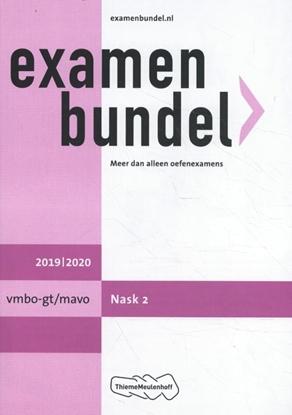 Afbeeldingen van Examenbundel vmbo-gt/mavo nask 2 2019/2020