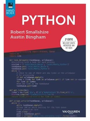 Afbeeldingen van Handboek Handboek Python