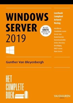 Afbeeldingen van Het complete boek Het complete boek Windows Server 2019