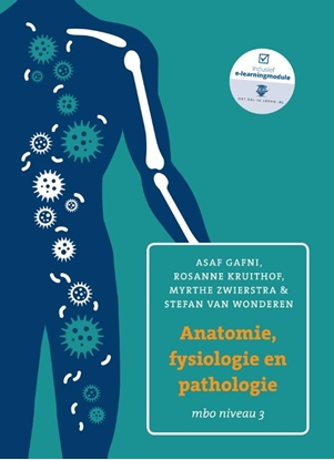 Afbeeldingen van Anatomie, fysiologie en pathologie mbo niveau 3