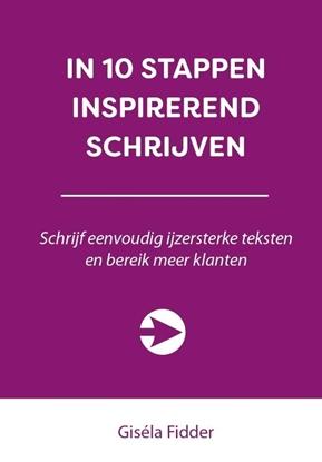 Afbeeldingen van 10 stappen boekenserie In 10 stappen inspirerend schrijven