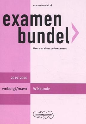 Afbeeldingen van Examenbundel vmbo-gt/mavo Wiskunde 2019/2020