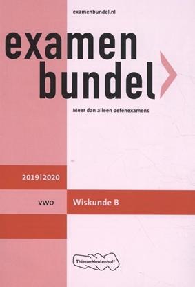 Afbeeldingen van Examenbundel vwo Wiskunde B 2019/2020