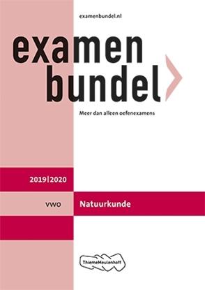 Afbeeldingen van Examenbundel vwo Natuurkunde 2019/2020