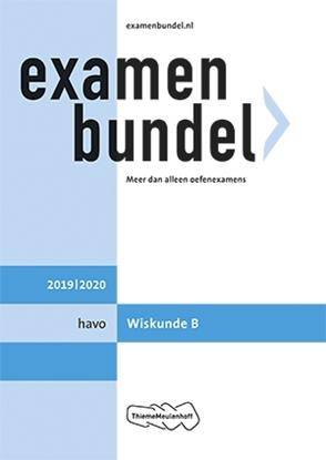 Afbeeldingen van Examenbundel havo Wiskunde-B 2019/2020