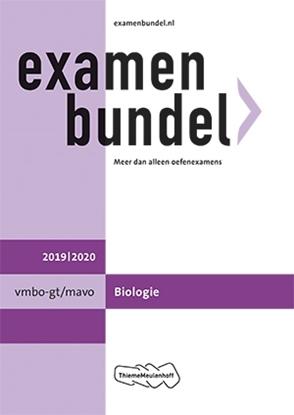 Afbeeldingen van Examenbundel vmbo-gt/mavo Biologie 2019/2020