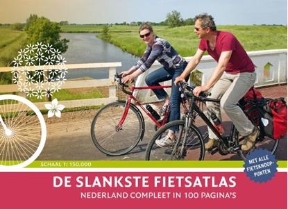 Afbeeldingen van De slankste fietsatlas van Nederland
