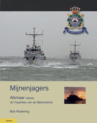 Afbeeldingen van Militaire Historie Mijnenjagers van de Alkmaar klasse