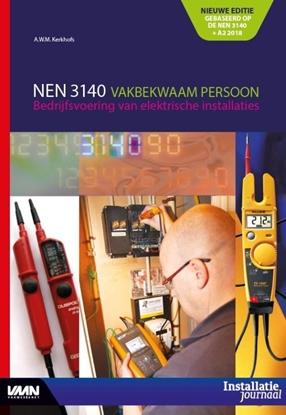 Afbeeldingen van NEN 3140 Vakbekwaam Persoon