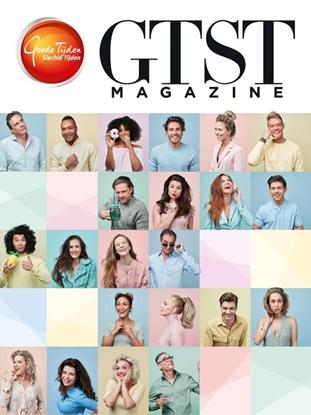 Afbeeldingen van GTST Magazine