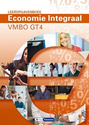 Afbeeldingen van Economie Integraal vmbo GT 4 Leeropgavenboek
