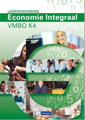 Afbeeldingen van Economie Integraal vmbo K 4 Leeropgavenboek