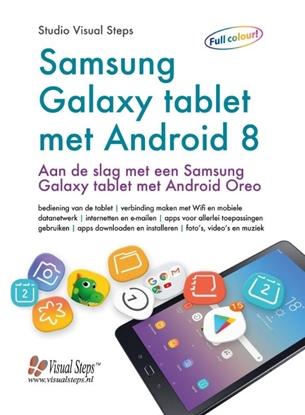Afbeeldingen van Samsung Galaxy tablet met Android 8