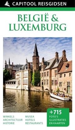 Afbeeldingen van Capitool reisgidsen België & Luxemburg