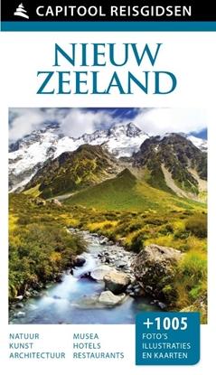 Afbeeldingen van Capitool reisgidsen Nieuw Zeeland