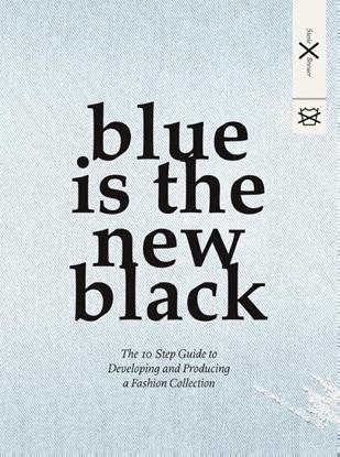 Afbeeldingen van Blue is the new black