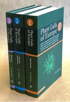 Afbeeldingen van Plant Galls of Europe - SET Volume I-III