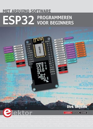Afbeeldingen van ESP32 programmeren voor beginners