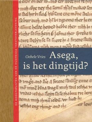 Afbeeldingen van Asega, is het dingtijd?