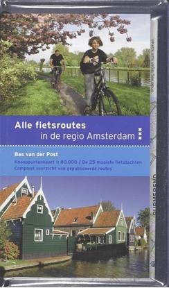 Afbeeldingen van Alle fietsroutes in de regio Amsterdam