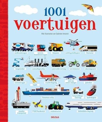 Afbeeldingen van 1001 voertuigen