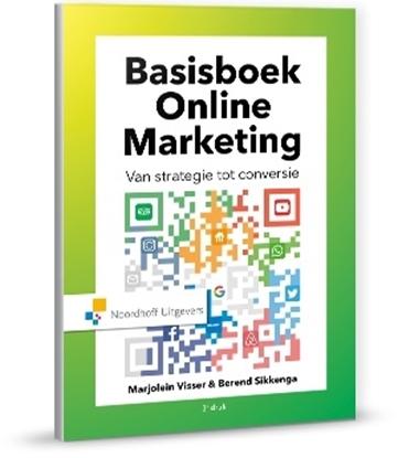 Afbeeldingen van Basisboek online marketing