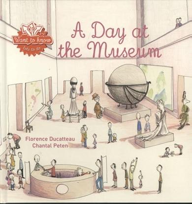Afbeeldingen van A Day at the Museum