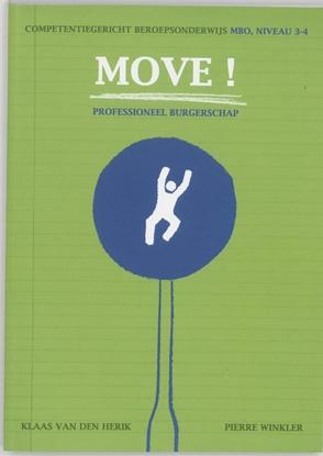 Afbeeldingen van Move! 3/4 Professioneel burgerschap