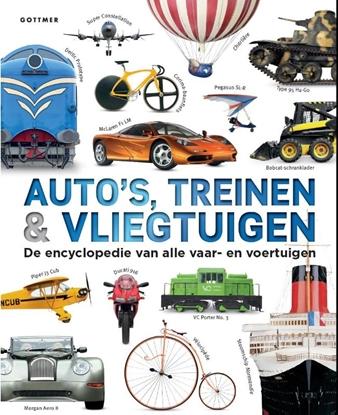 Afbeeldingen van Auto's, treinen & vliegtuigen
