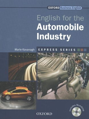 Afbeeldingen van Express Series: English for the Automobile Industry Student'