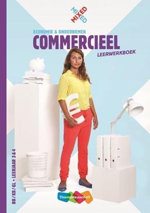 Afbeeldingen van Mixed Economie & ondernemen Commercieel BB/KB/GL leerjaar 3 & 4 Leerwerkboek