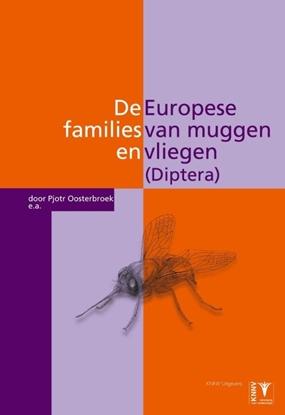 Afbeeldingen van De Europese families van muggen en vliegen (Diptera)